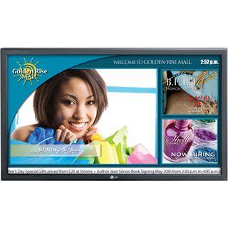 "42"" (106,68cm) LG Electronics Flatron M4210LCBA schwarz 1920x1080 1xHDMI 1.3/1xVGA/1xComposite Video/1xDVI"