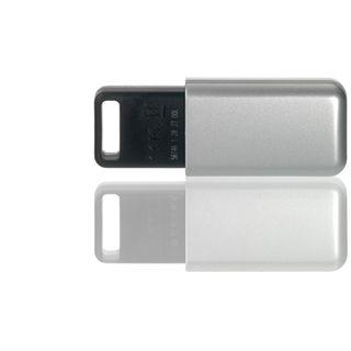 8 GB Freecom DataBar schwarz/silber USB 2.0