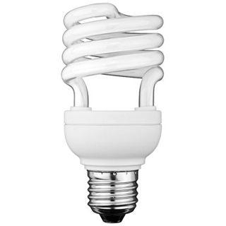 Good Connections Energiesparlampe 20 W Spiralrohr Warmweiß E27 A