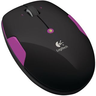 Logitech M345 USB pink (kabellos)