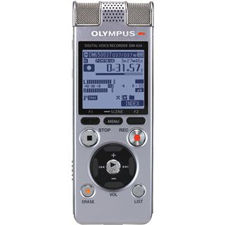 Olympus DM-650 digitaler Audiorecorder