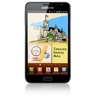 Samsung Galaxy Note N7000 16GB blau