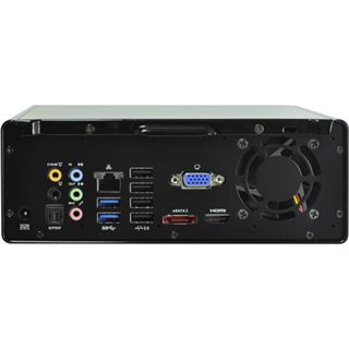 Asrock Core HT-S241B/B Mini PC Schw. i5-2520M/2x500GB/4GB/Bl