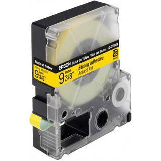 Epson LC-3YBW9 gelb Etikettenkassette (1 Rolle (0.9 cm x 9 m))