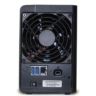 Synology DiskStation DS212 ohne Festplatten