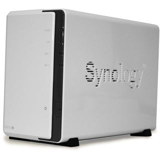 Synology DiskStation DS212j ohne Festplatten