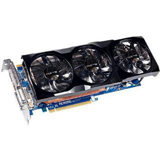 1280MB Gigabyte GeForce GTX 570 OC Aktiv PCIe 2.0 x16 (Bulk)