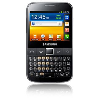 Samsung B5510 Galaxy Y Pro cool gray