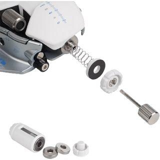 Mad Catz Cyborg R.A.T 7 Contagion Gaming Mouse USB weiß (kabelgebunden)