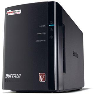 Buffalo CloudStation Pro Duo 2 TB (2x 1000GB)