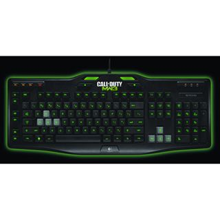 Logitech G105 Gaming Keyboard Special Edition