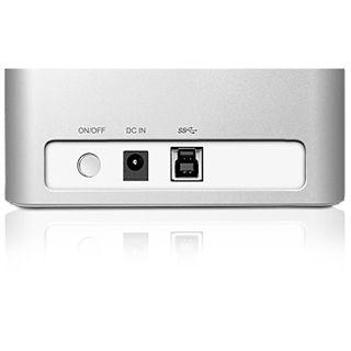 Icy Box IB-120CL-U3 Klonstation USB3.0 weiß