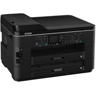 Epson WorkForce WF-7525 Tinte Drucken/Scannen/Kopieren/Faxen LAN/USB 2.0/WLAN