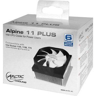 Arctic Alpine 11 Plus Topblow Kühler