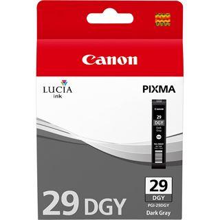 Canon Tinte PGI-29DGY 4870B001 grau dunkel