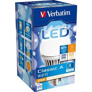 Verbatim LED Classic A 8,8W Matt E27 A