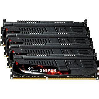 16GB G.Skill SNIPER DDR3-2133 DIMM CL9 Quad Kit