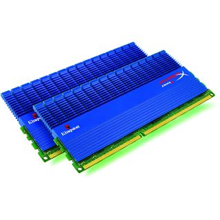 4GB Kingston HyperX T1 DDR3-1866 DIMM CL9 Dual Kit