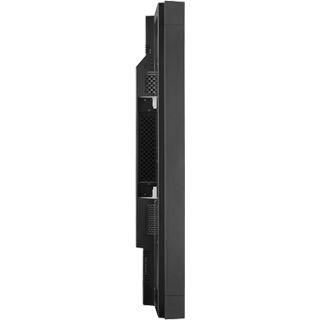 """55"""" (139,70cm) NEC MultiSync V551 schwarz 1920x1080 1xHDMI 1.3/1xVGA/1xDVI/1xKomponenten (YUV)/1xComposite/S-Video/DisplayPort/seriell"""