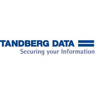 (€50,90*/1m) 1.00m Tandberg Data SAS 6Gb/s Anschlusskabel SFF-8482 Stecker auf 4xSFF-8087 Schwarz