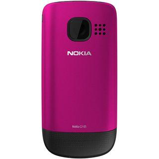 Nokia C2-05 10 MB pink