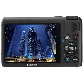 Canon PowerShot S100 schwarz