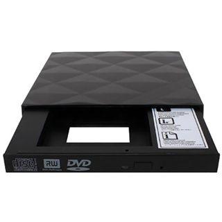 Silverstone TS06 ODD Slimline USB 2.0 schwarz
