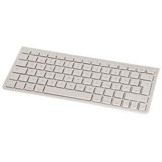 Hama Bluetooth-Tastatur für Apple iPad Deutsch weiß (kabellos)