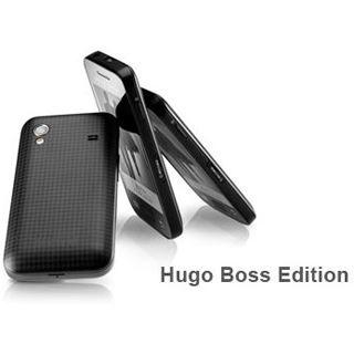 Samsung Galaxy Ace S5830 Hugo Boss Edition 150 MB schwarz