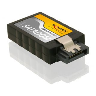 1GB Delock FlashModul Extern SATA 3Gb/s MLC asynchron (54350)