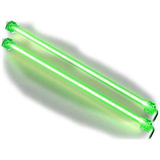 Revoltec Twin-Set grüne Kaltlicht-Kathode für Gehäuse (RM125)