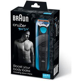 Braun Rasierer Z5 cuZer Body