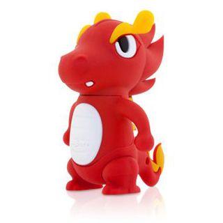 4 GB Bone Dragon Driver rot USB 2.0