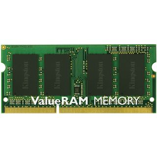 8GB Kingston ValueRAM DDR3-1333 SO-DIMM CL9 Single