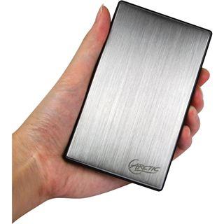 "Arctic HDD Enclosure 2.5"" (6,35cm) USB 3.0 silber"