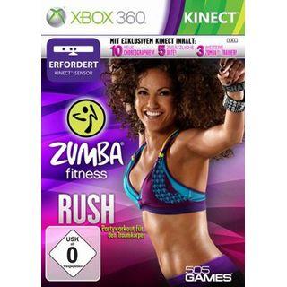 Zumba Fitness Rush (Kinect (XBox 360)