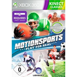 MotionSports (Kinect) (XBox 360)