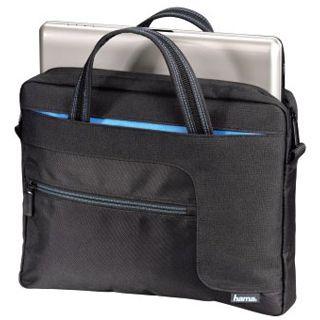 Hama Notebook-Tasche Mehit, Displaygrößen bis 36 cm (14,1), Schwarz