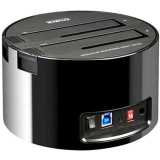 """Zalman USB 3.0 Dockingstation für 2.5"""" und 3.5"""" Festplatten (ZM-MH200-U3)"""