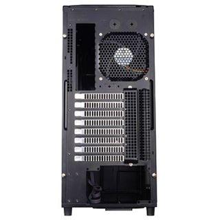 Silverstone TJ04-E USB 3.0 Midi Tower ohne Netzteil schwarz
