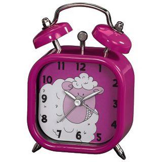 Kinderwecker Hama Schaf, Pink