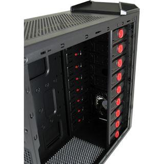 LC-Power PRO-918B Jupiter X Midi Tower ohne Netzteil schwarz