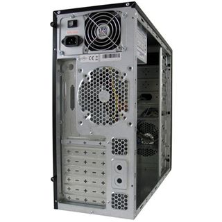 LC-Power 649B Midi Tower 420 Watt schwarz