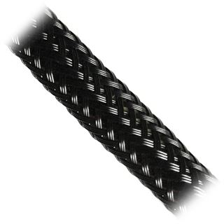 Nanoxia 20 cm schwarzes Y-Kabel für 4-Pin Molex (NX4PY2E)