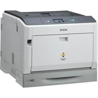 Epson AcuLaser C9300N Farblaser Drucken LAN/USB 2.0