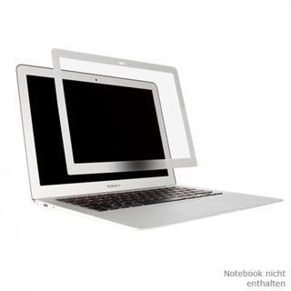 Moshi Schutzfolie iVisor Silver MacBook Air silber