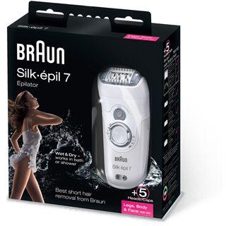 Braun Epilierer Silk-epil 7681 Body Face