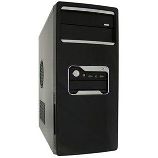 LC-Power PRO-932B Midi Tower 420 Watt schwarz