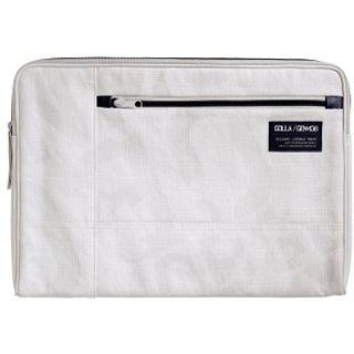 """Golla Sleeve Sydney G1314 für MacBook, Displaygr. bis 39 cm (15,4""""), Weiß"""
