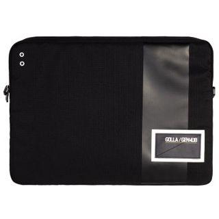 Golla Notebook-Sleeve Kirk G1303, Displaygrößen bis 44 cm (17,3), Schwarz